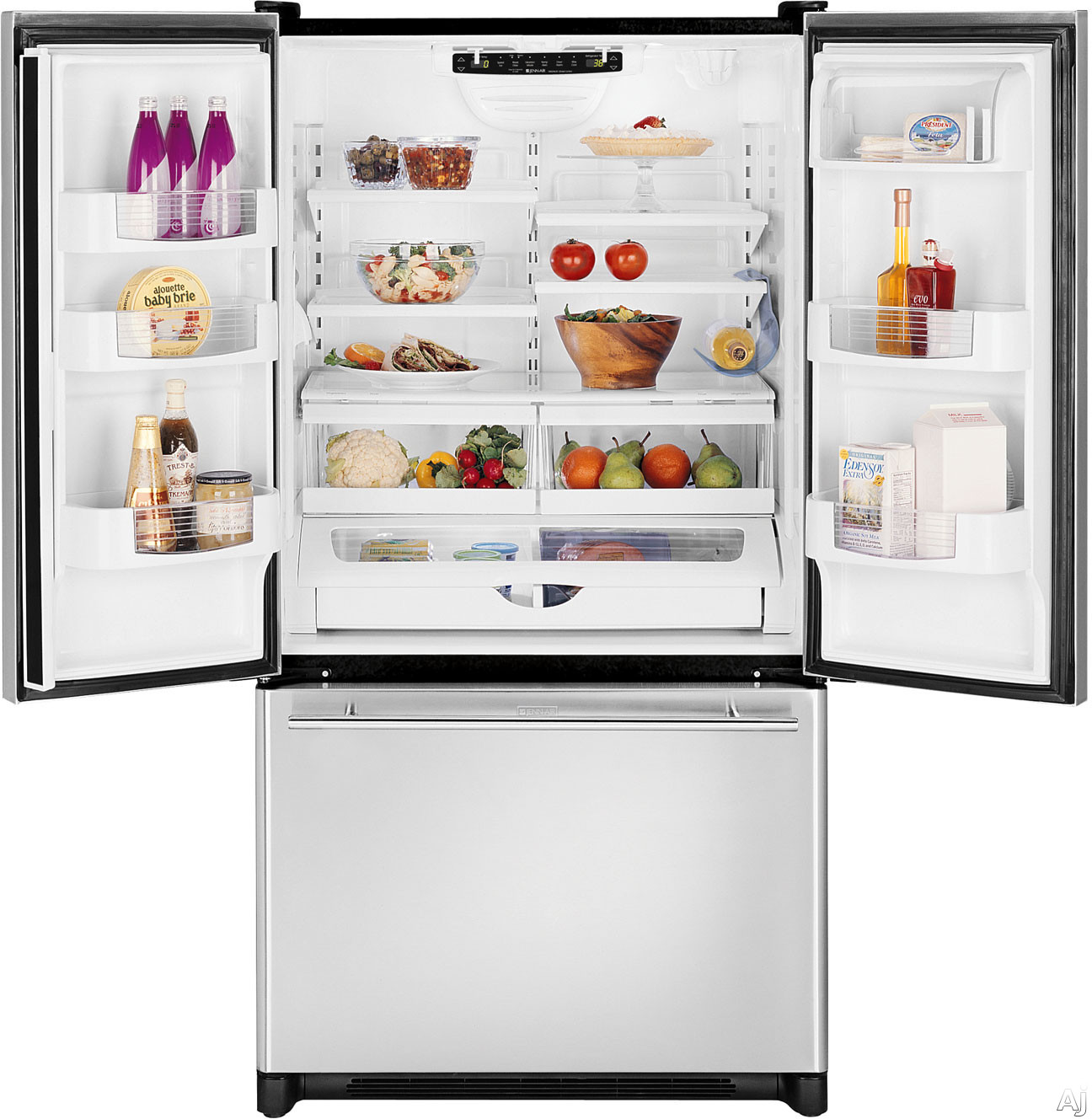 Jenn Air Refrigerator Repair Ice Maker Images …
