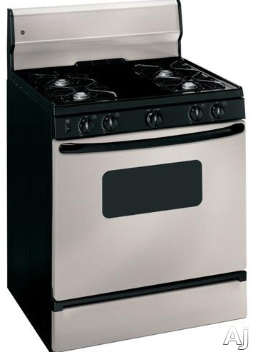 New stuff all time ge jgbs07setsa 30 freestanding gas range with 4 open burners 4 8 cu ft - Clean gas range keep looking new ...