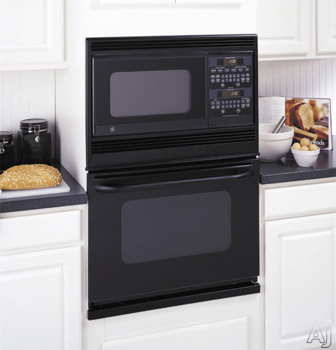 Ge Jtp86bfbb 30 Quot Combination Microwave Double Wall Oven W