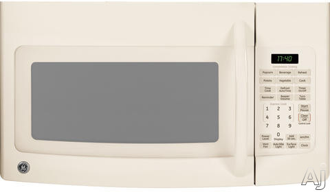 GE Spacemaker JVM1740DPCC 1.7 cu. ft. Over-the-Range Microwave Oven with 1000 Cooking Watts, Auto /, U.S. & Canada JVM1740DPCC