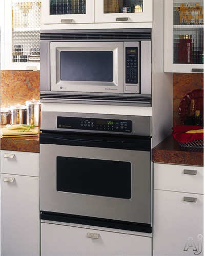 "GE JX1830CB 30"" Deluxe Trim Kit for 1.8 Cu. Ft. Microwave Ovens: Bisque, U.S. & Canada JX1830CB"