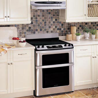 Sharp Kb3300js 30 Quot Freestanding Electric Range With