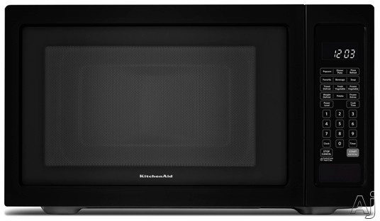 Kitchenaid drawer microwave kitchenaid kcms1655bbl 1 6 cu ft countertop microwave oven with - Kitchenaid microwave turntable replacement ...