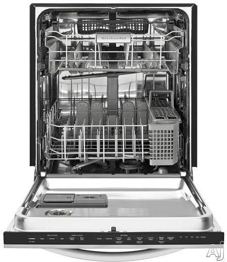 Kitchenaid Whisper Quiet Dishwasher: Item Not Found