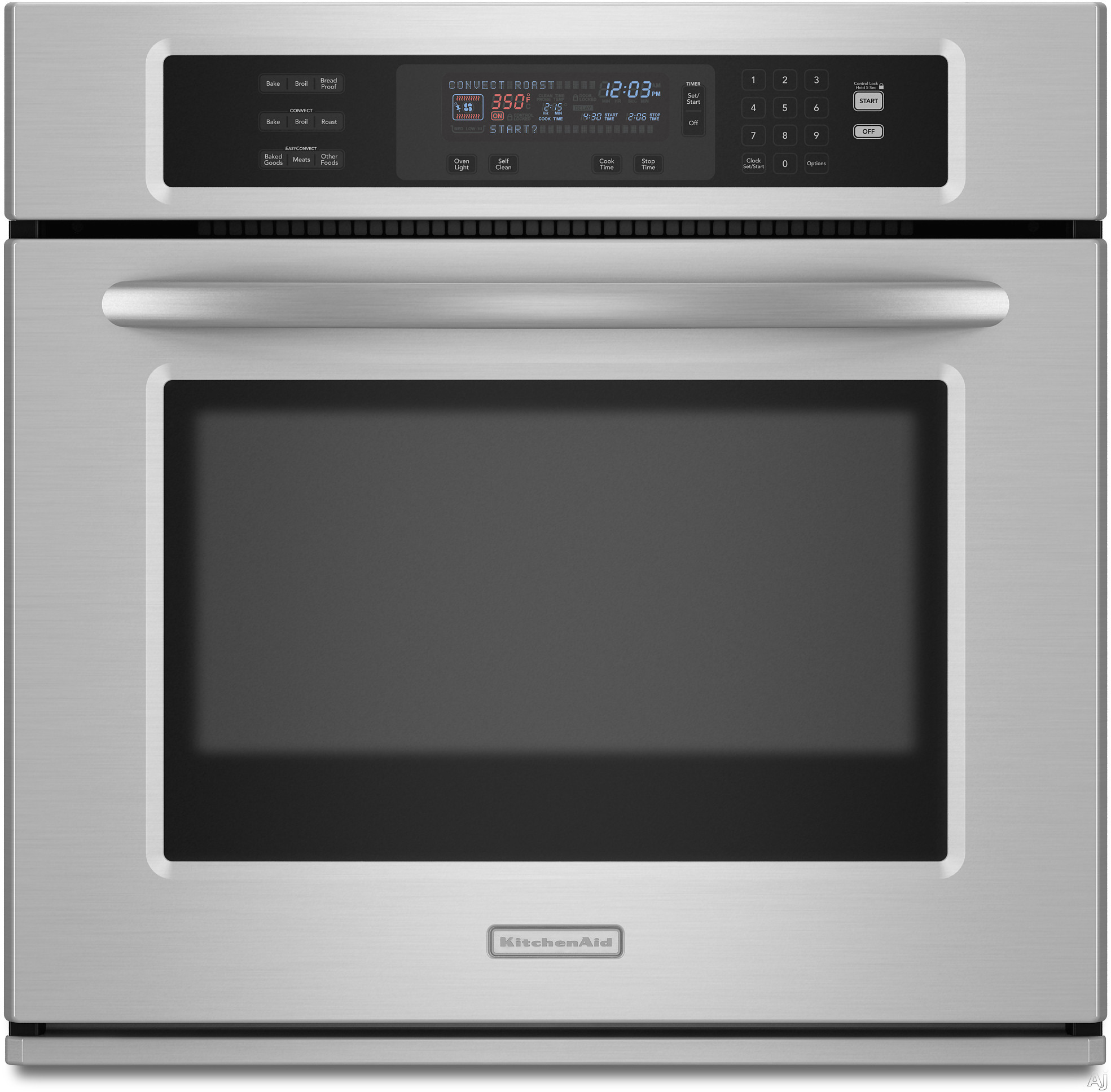 Kitchenaid kitchenaid wall oven - Kitchenaid microwave ...