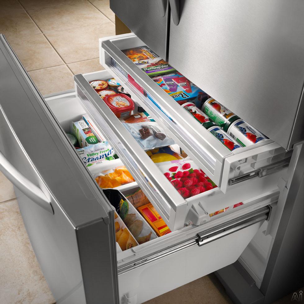 Kitchenaid Refrigerator Drawers: Item Not Found