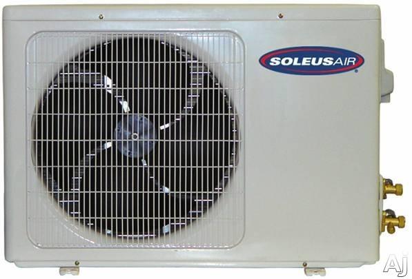 Soleus kfr12gw 12 000 btu heat cool ductless mini split for 110v ac heater window unit