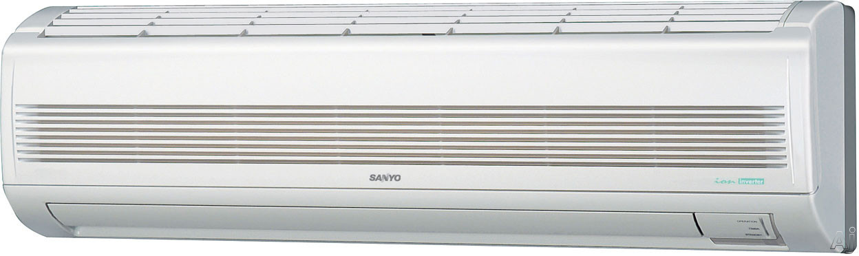 Sanyo Flexi-Multi Series KMS2472 24,200 BTU Multi-System Wall-Mounted Cool Only Ductless Split, U.S. & Canada KMS2472
