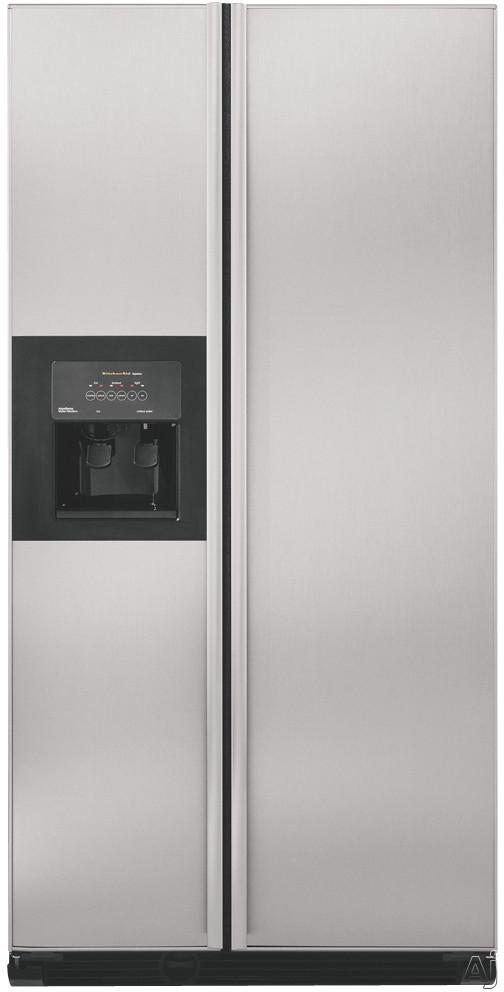 kitchenaid ksbp25fkss superba 24 5 cu ft counter depth