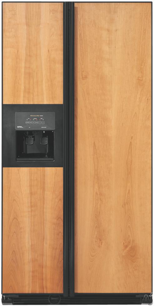 Kitchenaid Ksbs25fkbl 24 5 Cu Ft Panel Ready Counter