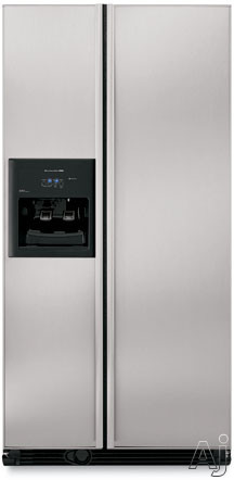 Kitchenaid Ksbs25in 24 5 Cu Ft Side By Side Counter