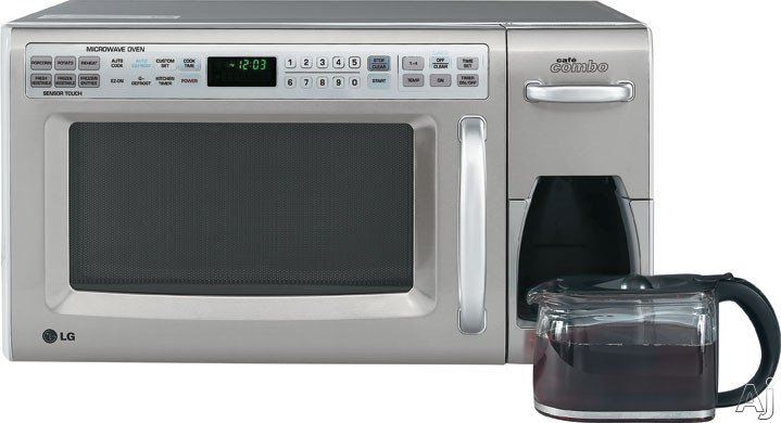 Lg Lcrm1240st 1 2 Cu Ft Countertop Combination Microwave