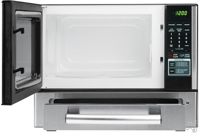Countertop Microwave Oven With Baking Oven : Countertop Microwave/Baking Drawer with 1,000 Watt Microwave Oven ...