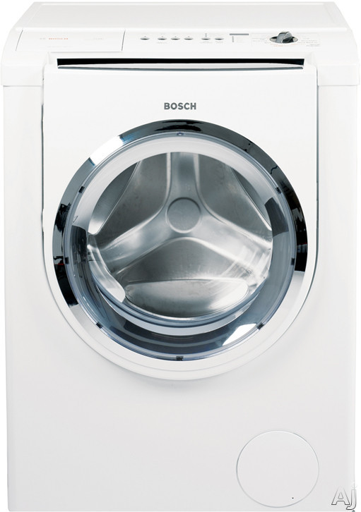 """Bosch Washer - Bosch Nexxt 500 Plus Series WFMC5301UC 27"""" Front Load Washer With 4.0 Cu Ft Capacity 15 Wash Cycles Energy Consumption Of 151 KWh/year Spin Speed Of 1100 R"""