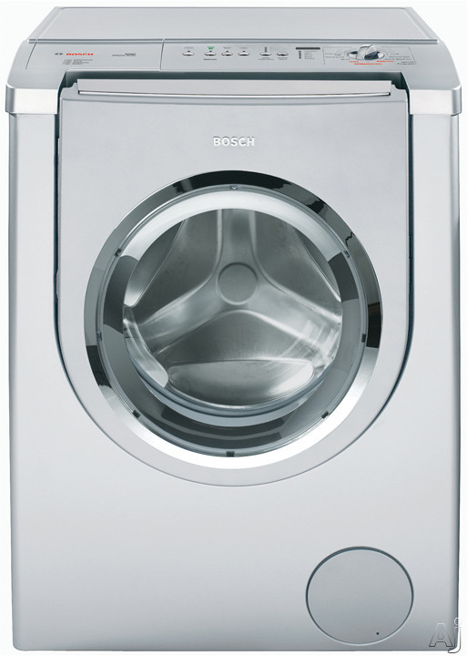 """Bosch Washer - Bosch Nexxt 500 Plus Series WFMC530SUC 27"""" Front Load Washer With 4.0 Cu Ft Capacity 15 Wash Cycles Energy Consumption Of 151 KWh/year Spin Speed Of 1100 R"""