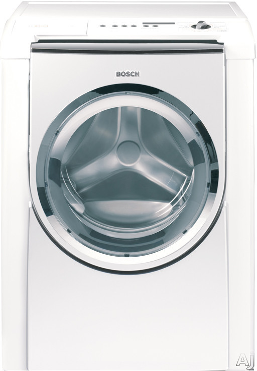 """Bosch Washer - Bosch Nexxt 800 Series WFMC8400UC 27"""" Front Load Washer With 3.81 Cu Ft Capacity 15 Wash Cycles Energy Consumption Of 151 KWh/year Spin Speed Of 1200 RPMs"""