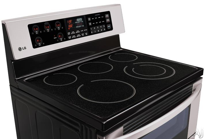 how to change the lower element on lg oven lw911055ss