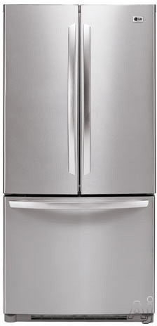 Lg Lfc23760sb 22 6 Cu Ft French Door Refrigerator With 4