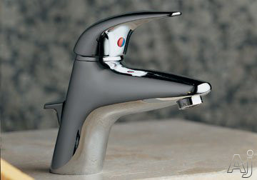 Elkay Allure Collection LK6719 Single Lever Bathroom Faucet with 5-7/16