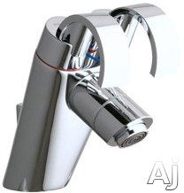 Elkay Allure Collection LK7127 Double Lever Lavatory Faucet with 4-3/8