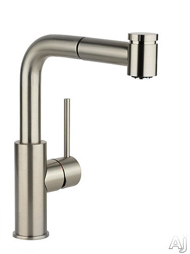 """Elkay Harmony Collection LKHA3042CR Single Lever Pull-Out Kitchen Faucet with 7 3 / 4"""" Reach, 170┬░, U.S. & Canada LKHA3042CR"""