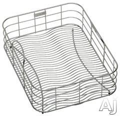 Elkay LKWRB1316SS Stainless Steel Wavy Wire Rinsing Basket, U.S. & Canada LKWRB1316SS