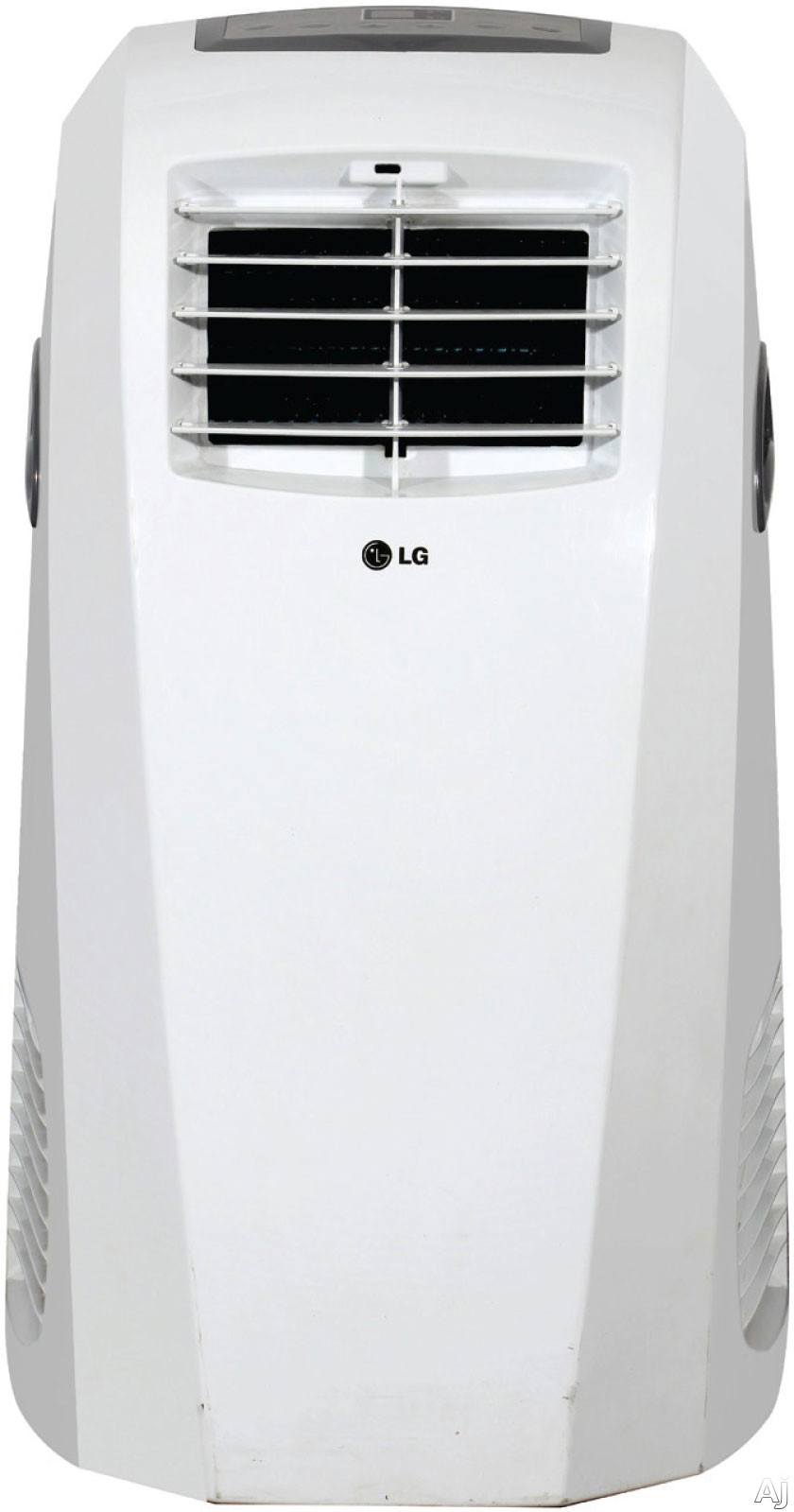 lg lp1014wnr 10 000 btu portable air conditioner with 9 2 eer 2 6 pts hr dehumidification 300. Black Bedroom Furniture Sets. Home Design Ideas