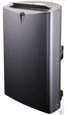 LG LP1411SHR 14,000 BTU Portable Air Conditioner with 14,000 BTU Electric Heat, 600 sq. ft. Cooling, U.S. & Canada LP1411SHR