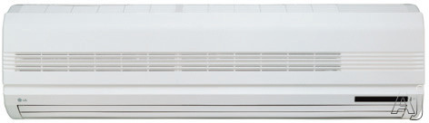 LG LS307HV2 30,000 BTU Single Zone Wall-Mount Ductless Split System with 32,000 BTU Heat Pump, 18.0, U.S. & Canada LS307HV2