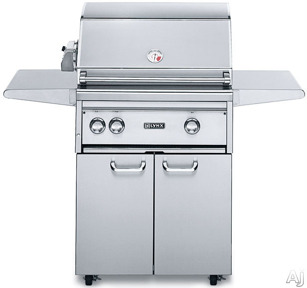 Lynx Freestanding Gas Grill with 685 sq. in. Cooking Surface, ProSear Burner, Cast Brass Burner, 3-Speed Rotisserie