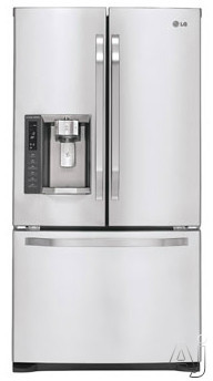 French Door Refrigerator French Door Refrigerator Counter