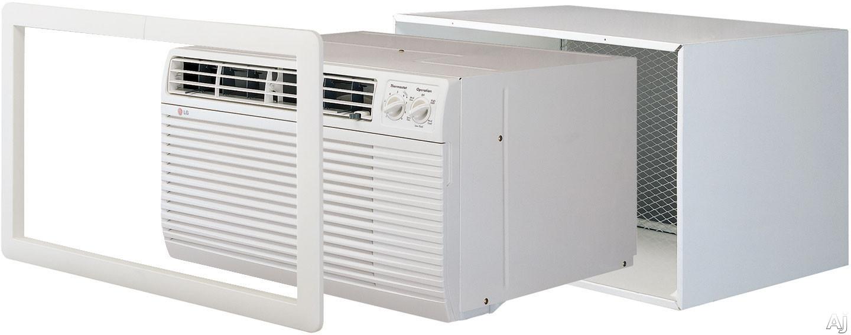 Lg lt1010cr 9 800 btu through the wall cooling air for Air conditionn mural