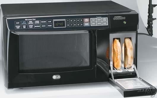 Oven Toaster: Lg Microwave Oven Toaster Combo
