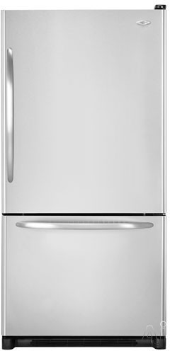 Maytag Mbr2256kes 22 Cu Ft Bottom Freezer Refrigerator