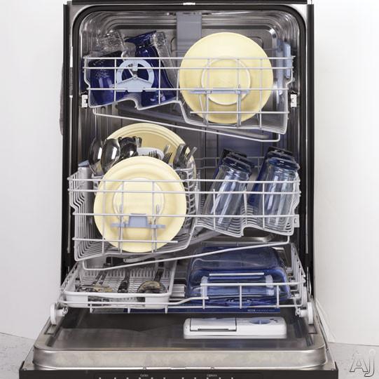 Maytag Mdb9750aww Full Console Dishwasher With 6 Cycles