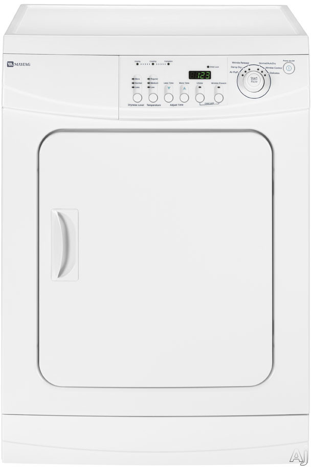 Maytag Mde2400ayw 24 Quot High Efficiency Compact Electric
