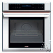 Thermador Masterpiece Series MED271JS 27 Inch Single Electric Wall Oven with 4.2 cu. ft. True Convection Oven, Self-Clean, 13 Cooking Modes, Temperature Probe, SoftLight Lighting, 2 Telescopic Racks a