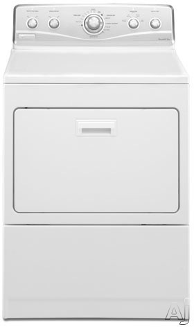 Maytag Med5801tw 27 Quot Electric Dryer With 7 4 Cu Ft