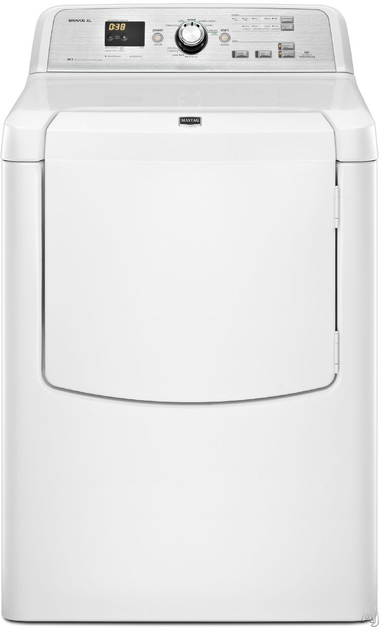 Maytag Mgdb700bw 29 Inch Gas Dryer With 7 3 Cu Ft