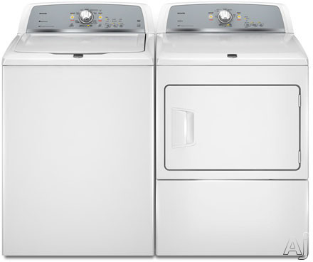 White w/ Washer (Washer Sold Separately)