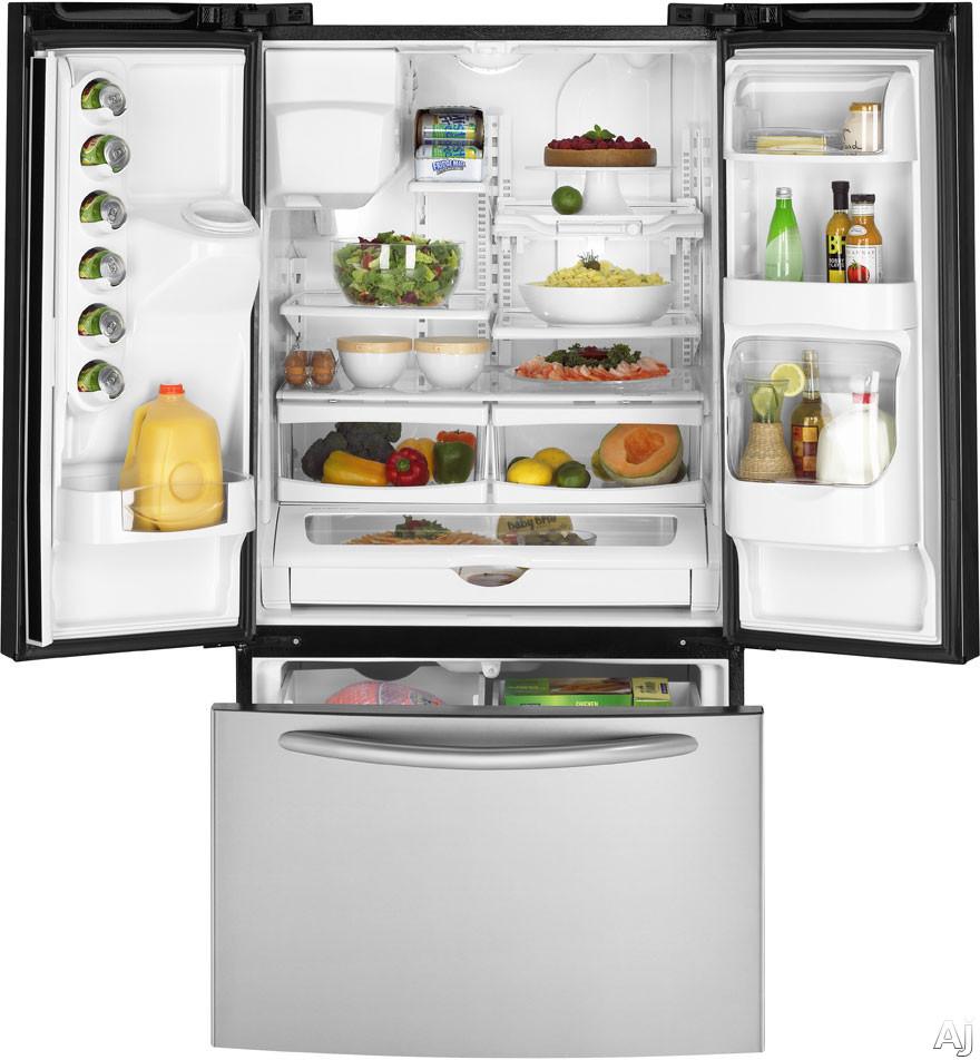 Maytag MFI2670XEM 25.5 cu. ft. French Door Refrigerator