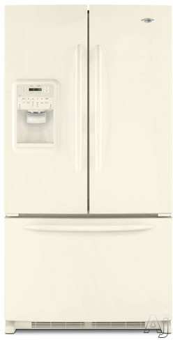 French Door Refrigerator Maytag Bisque Refrigerator
