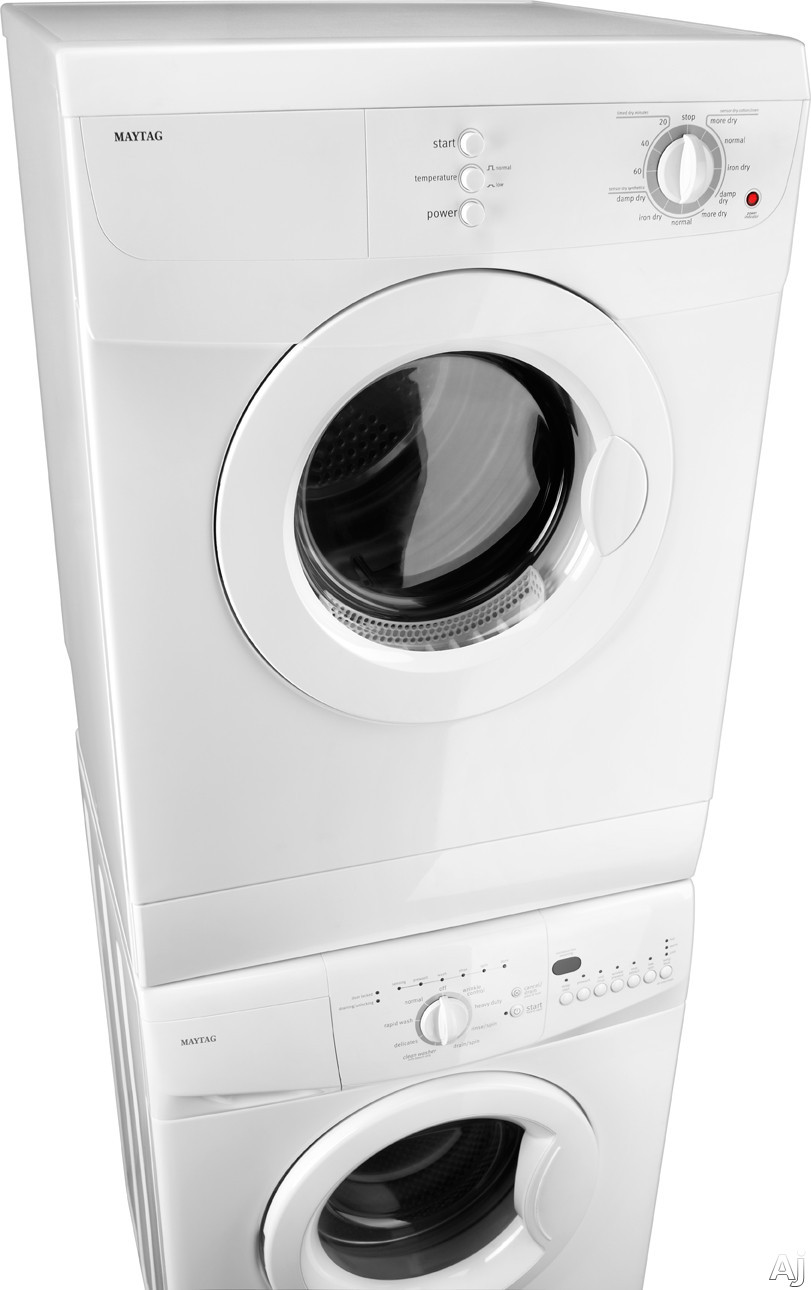 Maytag Mhwc7500yw 24 Quot Front Load Compact Washer With 2 0