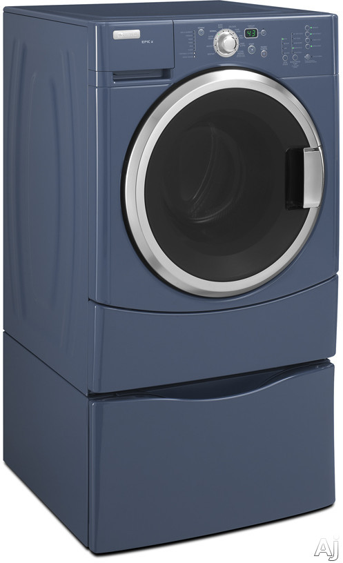 Maytag Mhwz600tk 27 Quot Front Load Washer With 3 7 Cu Ft