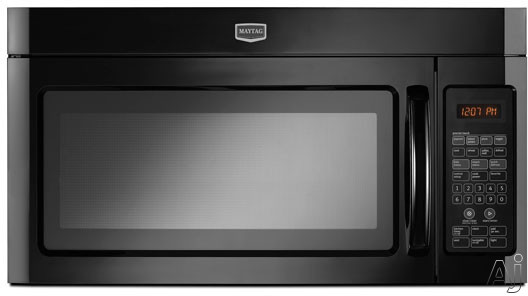 maytag mmv4203wb 2 0 cu ft over the range microwave oven. Black Bedroom Furniture Sets. Home Design Ideas