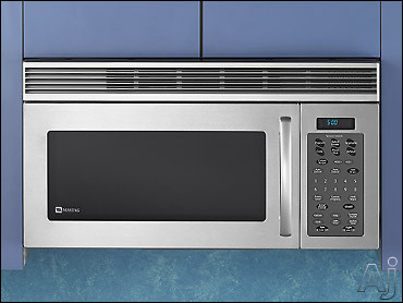 Maytag Mmv5156aas Over The Range Microwave Oven 1 5 Cu Ft