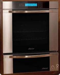 "Dacor Discovery Millennia MO130 30"" Single Electric Wall Oven with 4.2 cu. ft. Self-Cleaning, U.S. & Canada MO130"