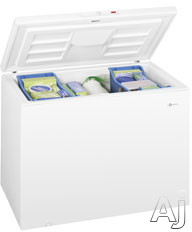 Maytag MQC2257BEW 21.7 Cu Ft Chest Freezer With 545 Lbs Of Frozen Food Storage And Manual Defrost