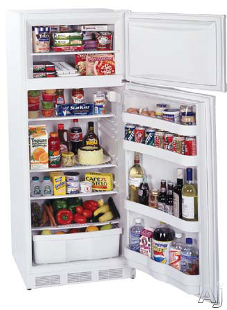 Summit MRF133 9.5 cu. ft. Counter-Depth Top-Freezer Refrigerator with 1.0 cu. ft. Midsized Microwave, U.S. & Canada MRF133