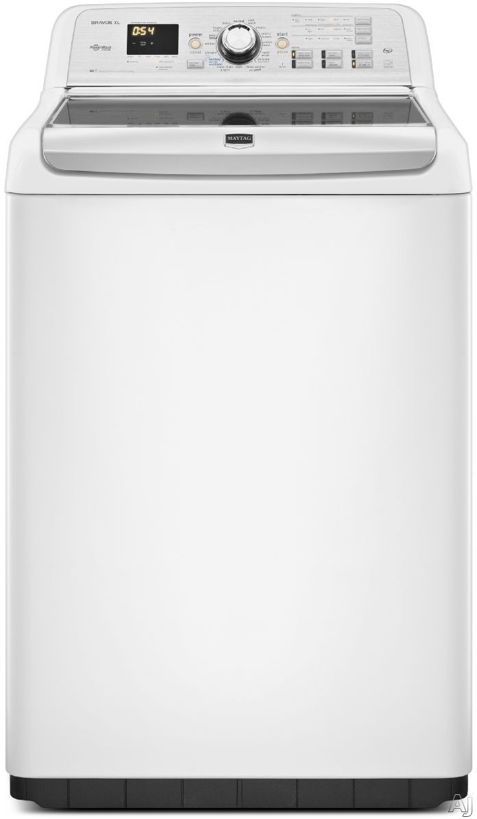 Maytag Bravos Xl Series Mvwb880bw 28 Topload Washer With
